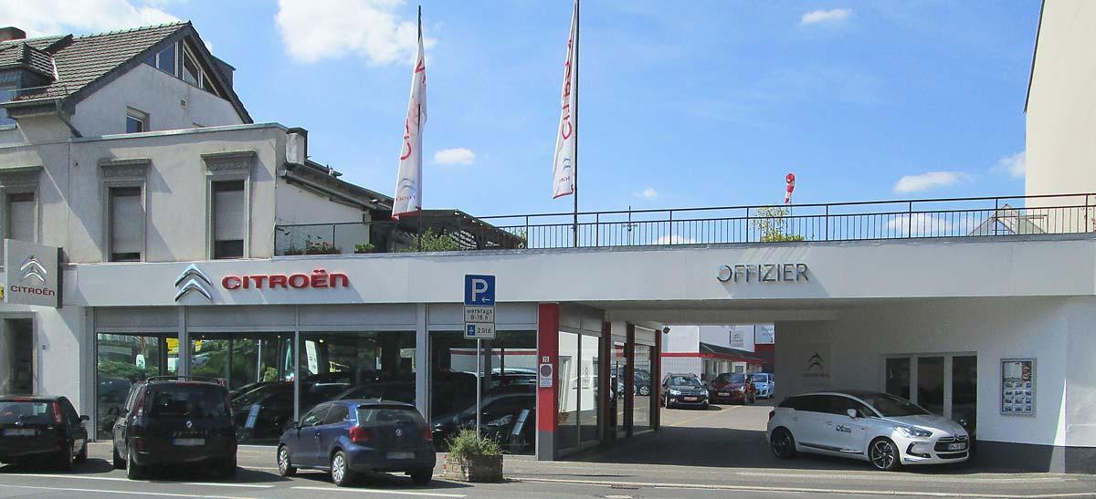 Citroen Autohaus & Werkstatt in Brühl