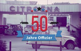 50 Jahre Autohaus Offizier